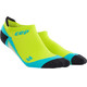 cep Dynamic+ Running Socks Men yellow/turquoise